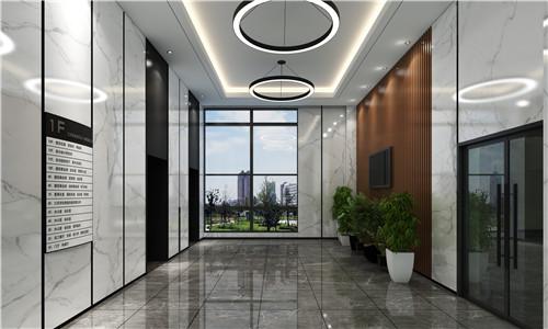 大楼内部电梯